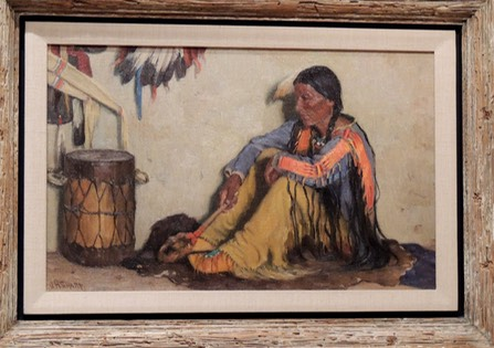 Sample of Southwest Art